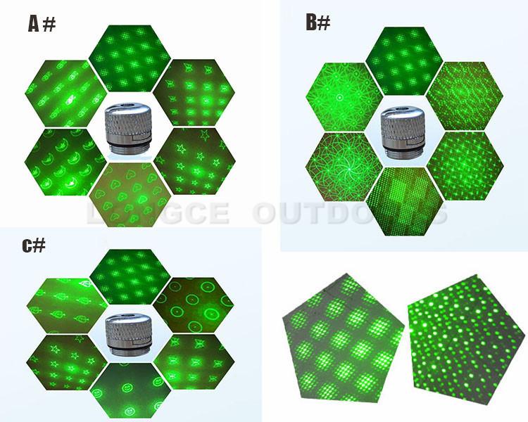 Yaşıl lazer 6-sı 1də