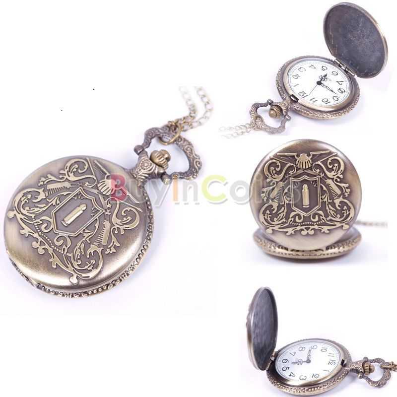 Mərmi işləməli antik saat