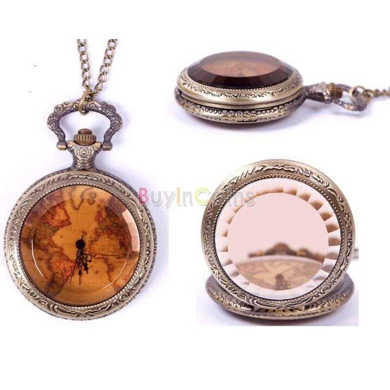 Xəritə işləməli antik saat