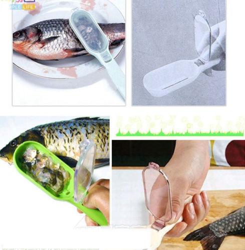 Balıq təmizləyən vasitə