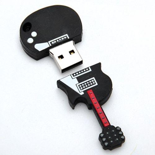 Gitara formalı fləşkart 8 gb