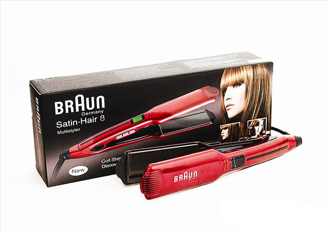 BRAUN SATIN-HAIR 5188