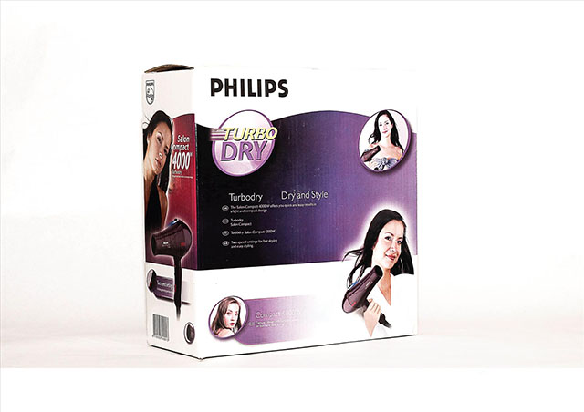 PHILIPS SALON COMPACT 4000