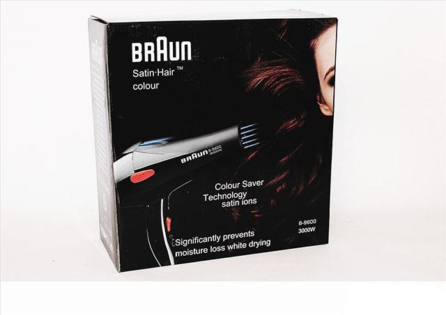 BRAUN 9600