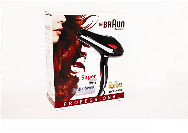 BRAUN 9928