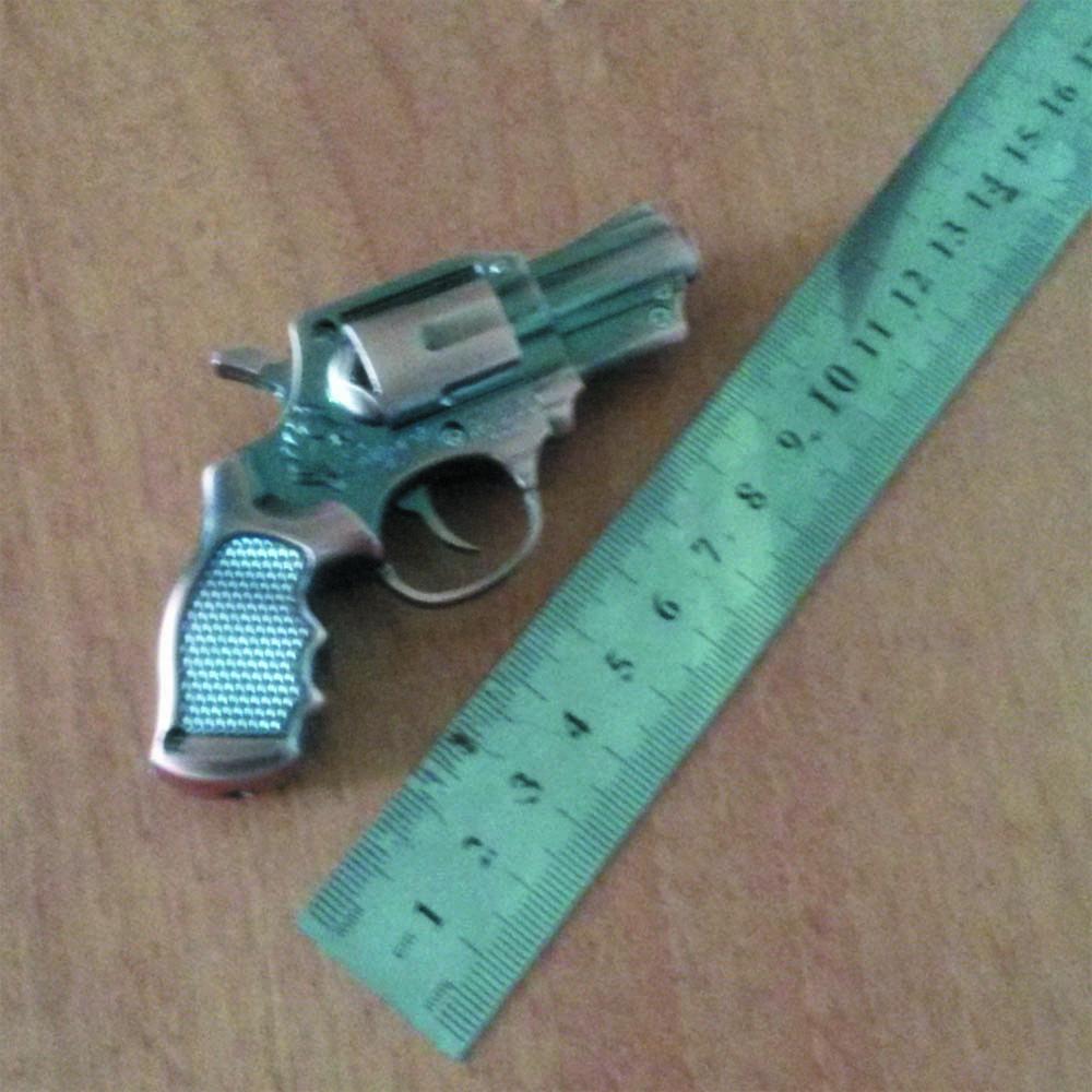 Silah formalı yandıran